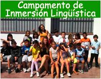 Campamento de inmersión lingüística