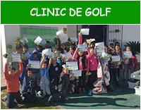 Clinic de golf