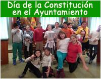 Día de la Constitución en el Ayuntamiento