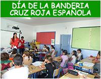Día de la banderita - Cruz Roja Española