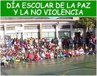 Día Escolar de la Paz y la No Violencia del año 2018