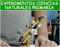 Experimentos Ciencias Naturales Primaria Marzo 2017
