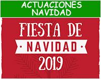 Fiesta Navidad 2019