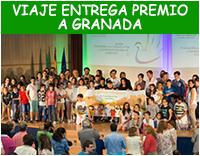 Viaje entrega de premio en Granada