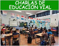 Charla educación vial