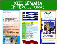 XIII semana intercultural