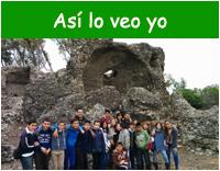 Visita a las Termas, casa y tumbas romanas