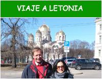 Viaje a Letonia