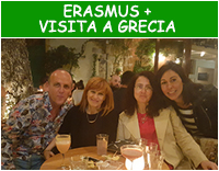 Visita Grecia - Erasmus+
