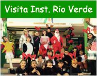 Visita instituto Rio Verde