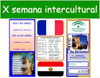 X semana intercultural