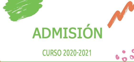 Escolarización 2020-21