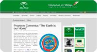 """Nuestro Comenius 2011/2013 y Gaceta """"El Castillo Trimestral"""""""