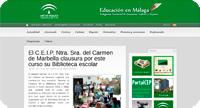 Clausura Biblioteca 2012/13